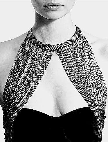 LADI CHIC: Armor Jewelry