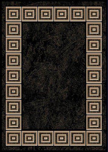 "http://procarpetsupply.com/home-dynamix-optimum-11021-450-polypropylene-5-feet-2-inch-by-7-feet-2-inch-area-rug-black/ OPTIMUM 2-11021-450 Size: 5'2"" x 7'2"" Machine made contemporary rug Features: -Technique: Woven.-Material: BCF.-Origin: Turkey. Construction: -Construction: Machine made. Color/Finish: -Color: Black. Collection: -Collection: Optimum.: Black 124 99, 11021 450 Polypropylen, White Squares, 4 Inch Area, Area Rugs, Contemporary Rugs, Black Rugs, Dynamix Optimum, Black Area"