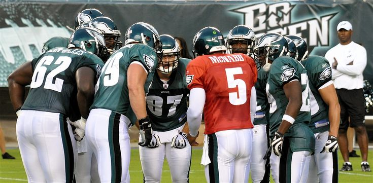 The Philadelphia Eagles are the underdogs in this year's Superbowl LII - but they say their faith will sustain them.