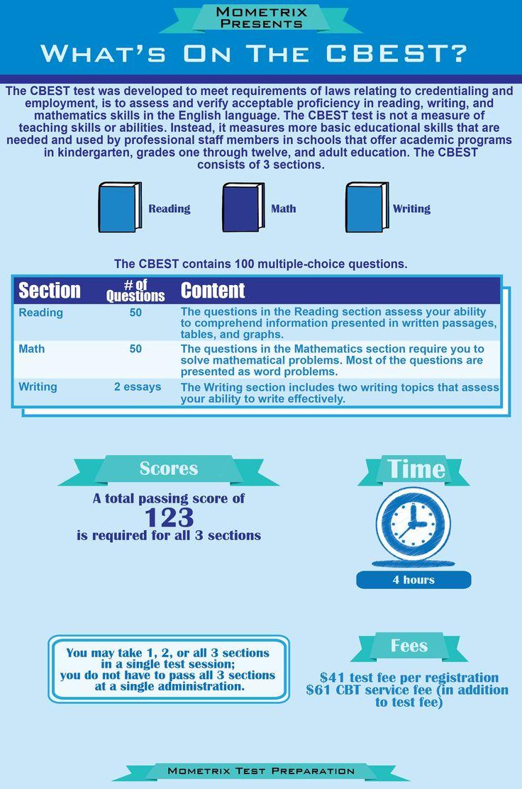 Best 11 CBEST Exam Study Guide images on Pinterest | Education