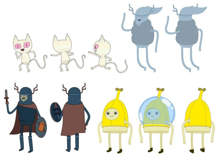 Adventure Time Character Design Sheets : Best cartoon network studios present images on