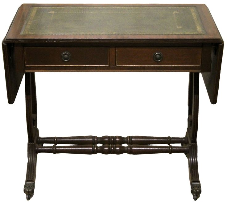 Victorian Antique Style Mahogany Hall Table