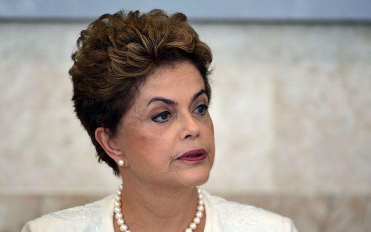 PÁGINATRES: IMPEACHMENT DE DILMA É GOLPE DE ESTADO, CONCLUI TR...