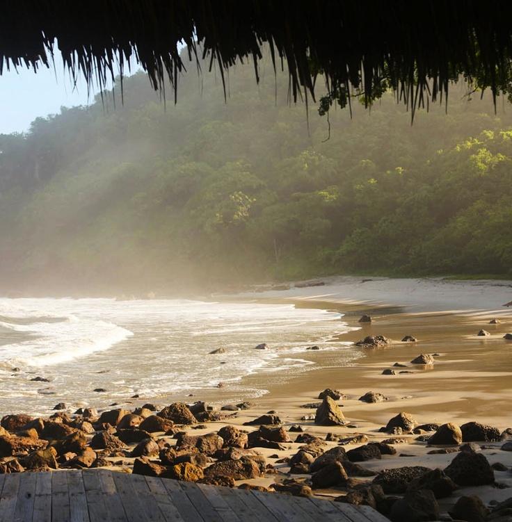 At Aqua Wellness Resort in San Juan del Sur, Nicaragua, the breaks are right outside your door!