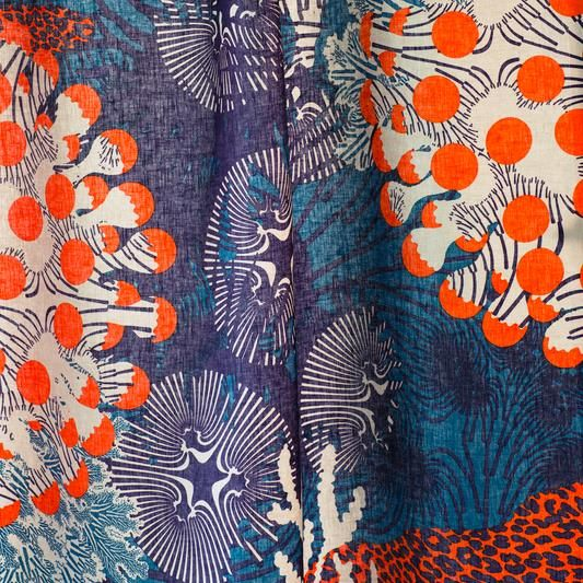 Marimekko under the sea