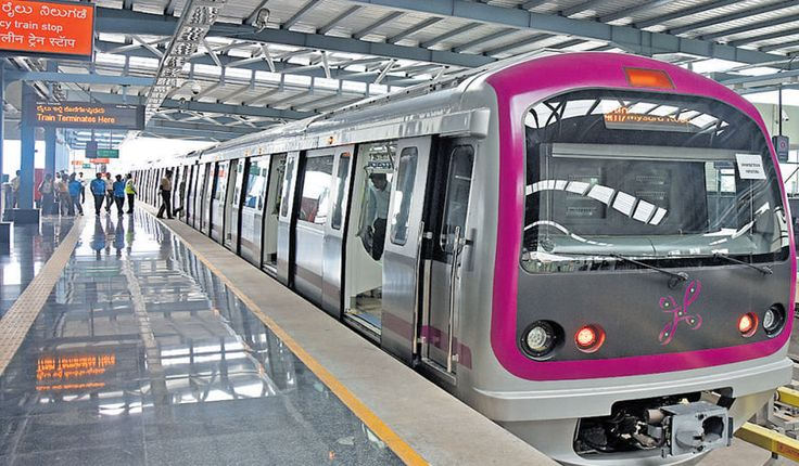 Govt Finalises Kempegowda International Airport Metro Link : K J George #RailAnalysis #News #Rail #Metro