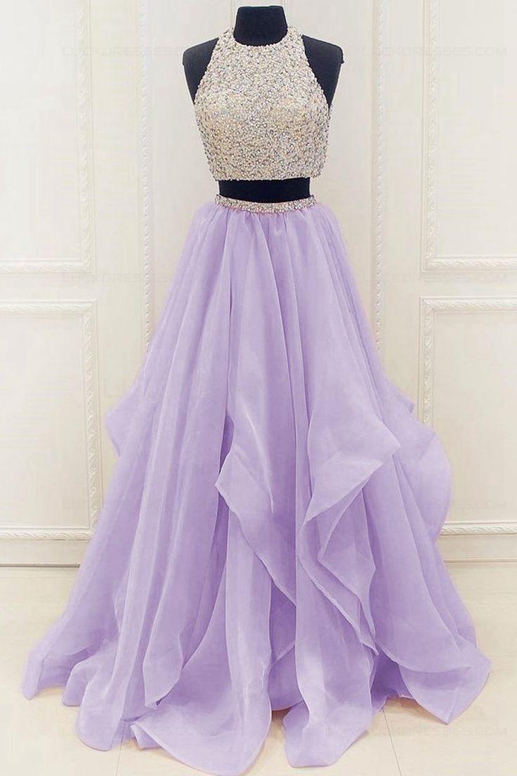 Mejores 68 imágenes de Two Pieces Prom Dresses en Pinterest ...