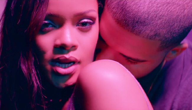 Vevo Coming together for a No.1 record probably has a way of bringing people closer, and if that's the case, it makes a ton of sense that Drake and Rihanna a...