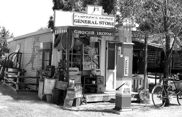 The old country store. by chriseagle, via Flickr