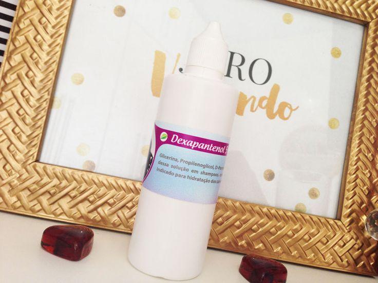 Hidratação capilar: a fórmula manipulada que potencializa todos os seus produtos de cabelo e de beleza com Bepantol, glicerina e propilenoglicol. Pra amar!
