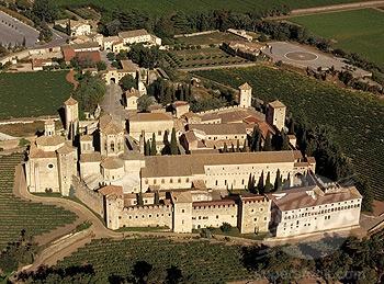 Poblet , Spain- beautiful Cistercian monastery