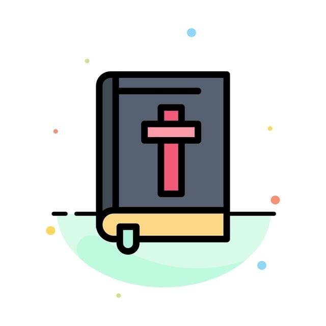 Gambar Alkitab Buku Paskah Agama Abstrak Rata Warna Ikon Template Clipart Iman Ikon Warna Ikon Templat Png Dan Vektor Untuk Muat Turun Percuma Abstrak Alkitab Agama