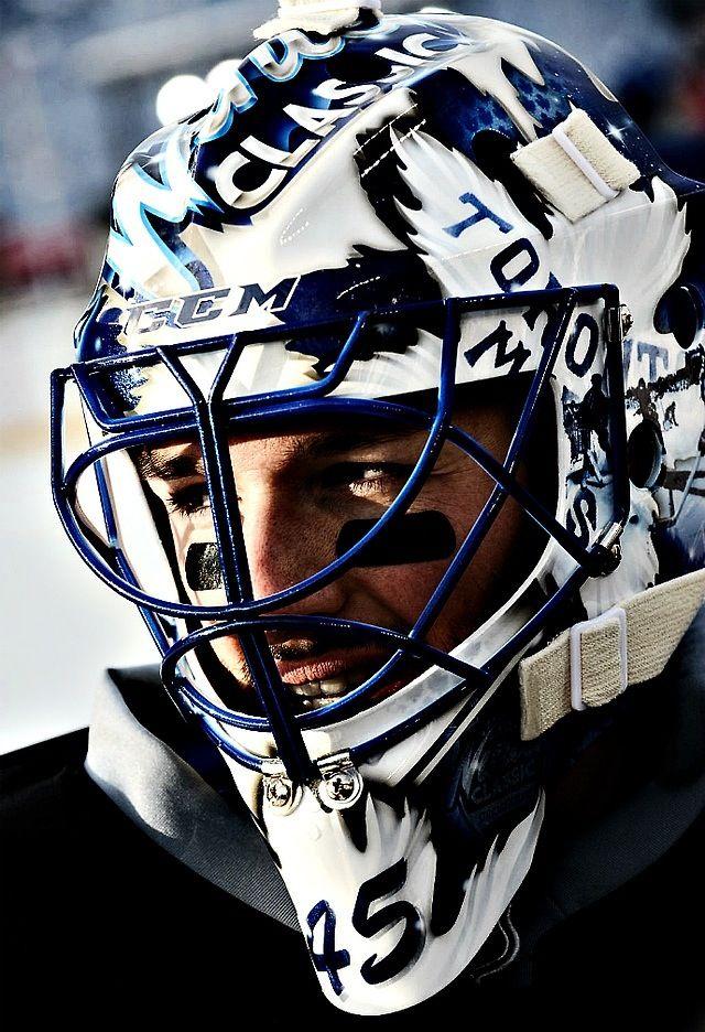 Jonathan Bernier • Toronto Maple Leafs this is for u @Julie Forrest Ingriselli