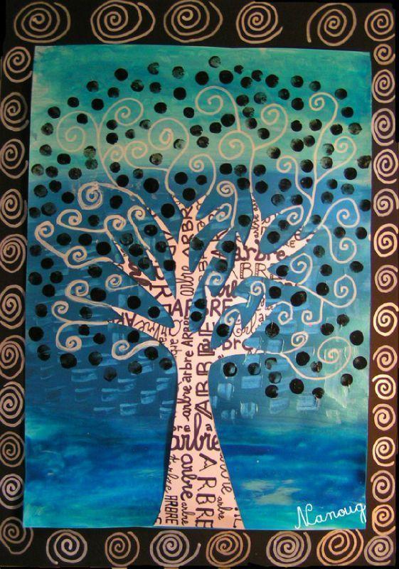 arbre à secret bleu recadré