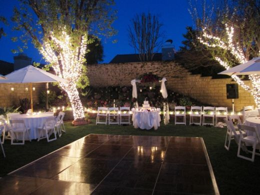 Best Small Backyard Weddings Ideas On Pinterest Renewing - Small backyard wedding ideas