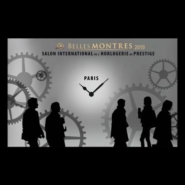 Belles Montres in Paris - URWERK presents its latest collection at Belles Montres 2010 exhibition in Paris. (December 2010)