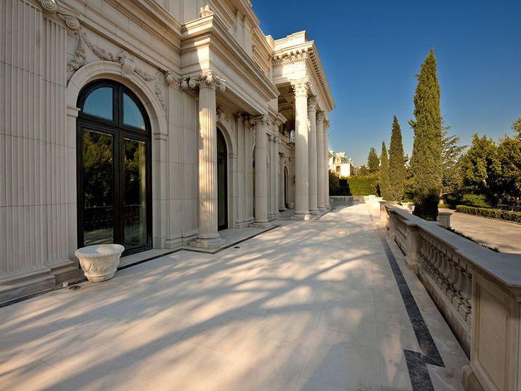 Architecture Luxury Interiors Houses   RosamariaGFrangini    9577 Sunset Blvd   Beverly Hills, CA