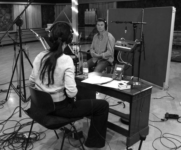 Recording the album