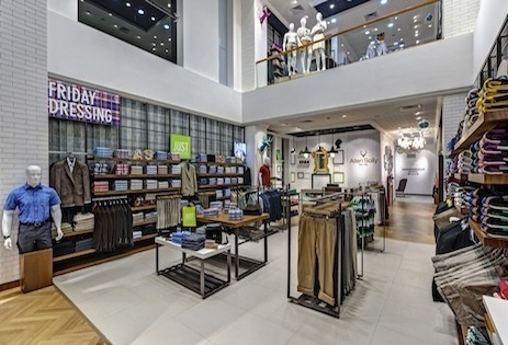 Dalziel and Pow - News - Allen Solly opens in India