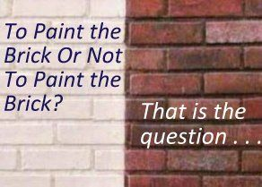 Should You Paint Your Exterior Brick? - The Decorologist