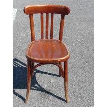 Les 25 meilleures id es de la cat gorie chaises de bistrot - Chaise bistrot en bois ...