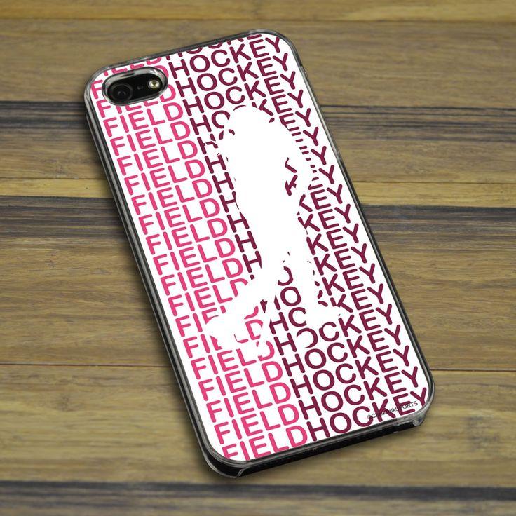 Field Hockey iPhone case:  Love it!