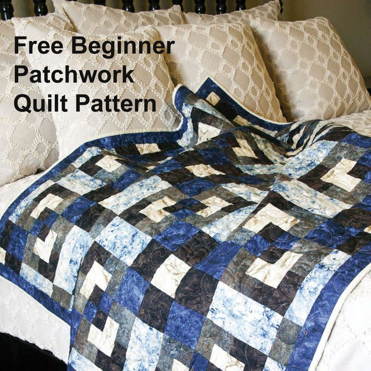 Beginner Quilt Patterns Free Download : 17 Best images about Quilt in a Week on Pinterest Wedding quilts, Moon design and Quilt