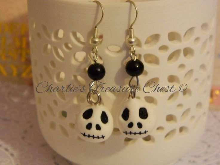 Christmas/Halloween Skeleton earings Available Online To Buy From Charlie's Treasure Chest For A Great Deal On Christmas/Halloween Skeleton earings Or Any Other Unique Handmade Craft Gifts And Creative Gift Ideas Visit Stallandcraftcollective.co.uk #3930