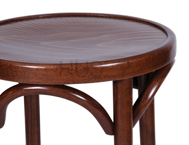 Walnut Paris Bentwood Counter Stool