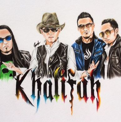 lagu Khalifah Band Mp3