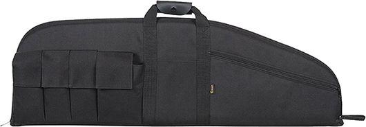 """ALLEN CO INC Allen Tactical Rifle Case 6 Pocket 42"""""""" Black, EA"""