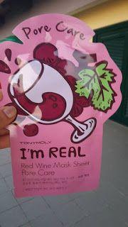 Nel carrello di Chicca: Tony Moly I' Am Real...maschere viso dall'oriente ...