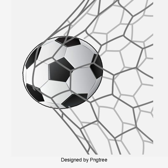 Hand Painted Football Goals Football Clipart Movement Football Png Transparent Clipart Image And Psd File For Free Download In 2020 Football Artwork Football Clip Art