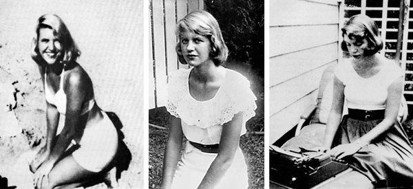 Seeing Sylvia Plath with New Eyes - Fantastic article from the New York Times.