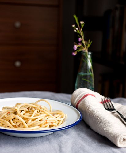 Simple Pasta from David Tanis | Food I Have to Make & Eat | Pinterest