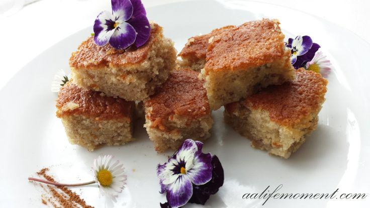 Banana and cinnamon Cake recipe