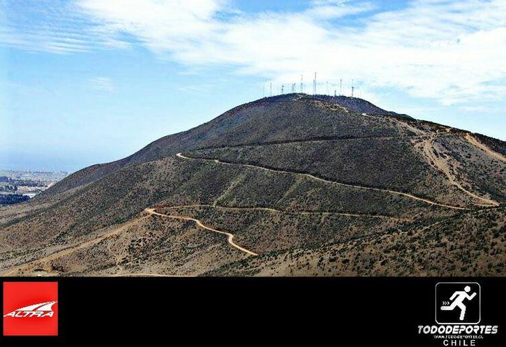Cerro Grande La Serena #TDTrail #TodoDeportesChile