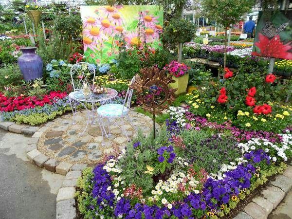 76 best Laura images on Pinterest   Garden center displays, Garden Erfly Shaped Garden Designs And Layouts on