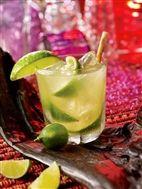 Caipirinha - Brazilian Rum Cocktail