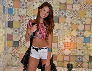 La fashion blogger Chiara Nasti, speciale reporter per Bershka al Sònar di Barcellona