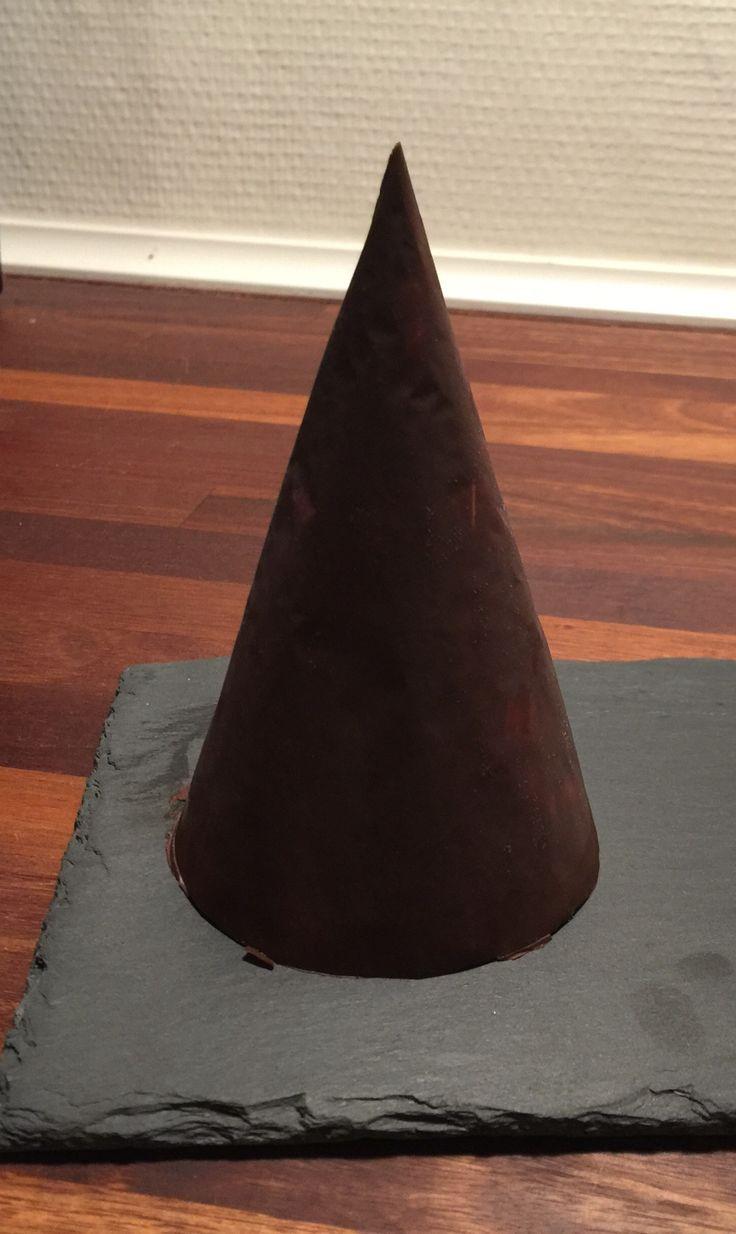 Chokoladekugle med karamelis