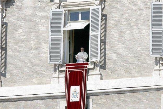 El papa comienza hoy una semana de ejercicios espirituales fuera del Vaticano