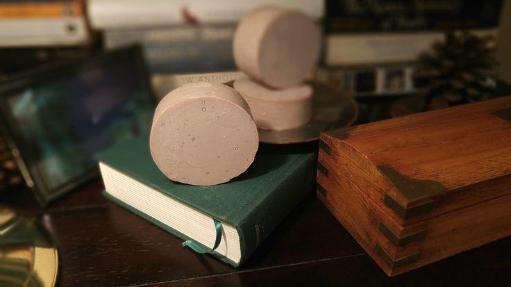 Handmade Shaving Soap - Nice!