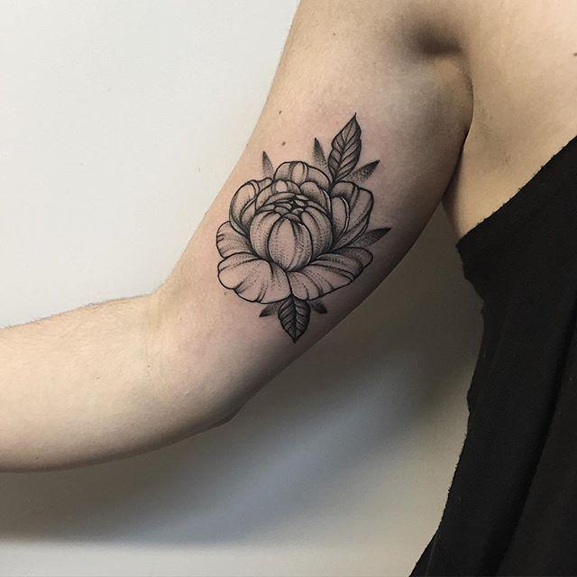 Inner Arm Flower Tattoos Best 25+ Inner ...