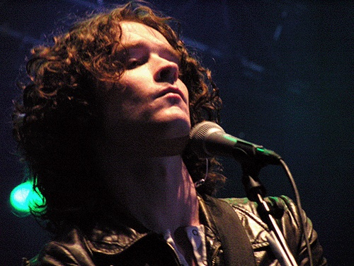 Vincent Cavanagh from Anathema