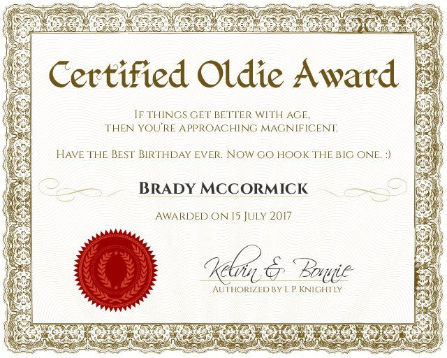 Award Certificate Template - make an award certificate in 10 seconds using this FREE online certificate maker