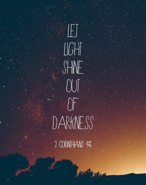 Faith and Wisdom: The Journey from Darkness to Light