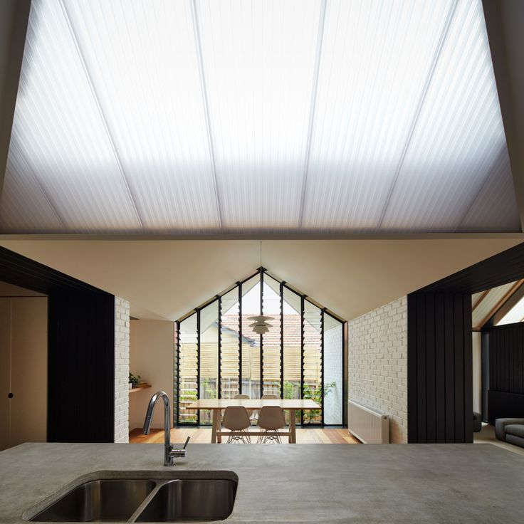 Hip & Gable House When the Roof is More than Just a Roof