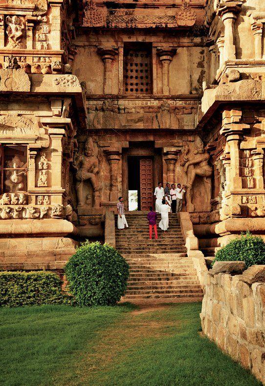 La ciudades del templo en el sur de India que necesita ver