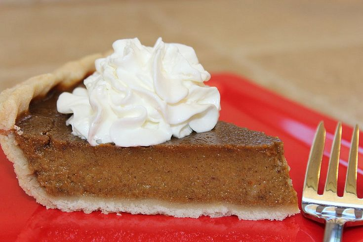 soy and dairy free pumpkin pie recipe